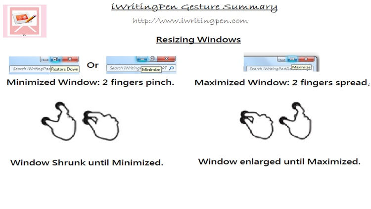 iWritingPen Control Pointer screenshot-3
