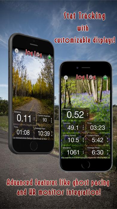 Jog Log - Couch to Marathon Training screenshot