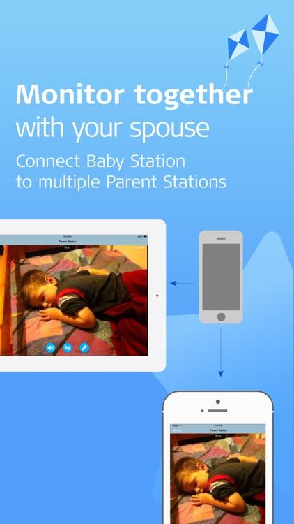 Sound Sleeper: Wi-Fi Video Baby Monitor screenshot-4