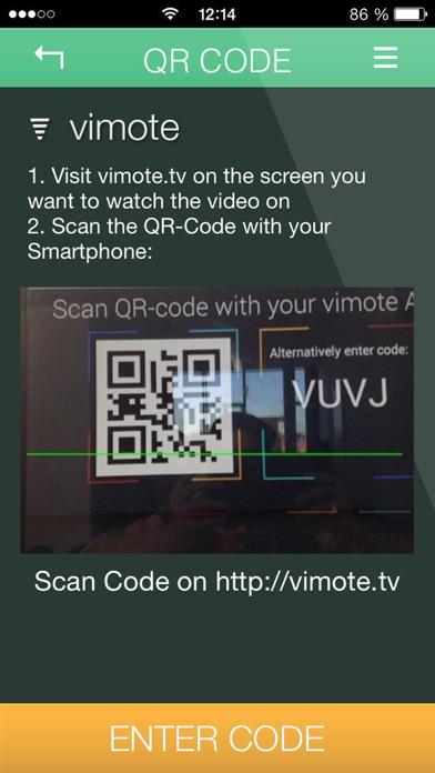vimote - your remote videoScreenshot von 3