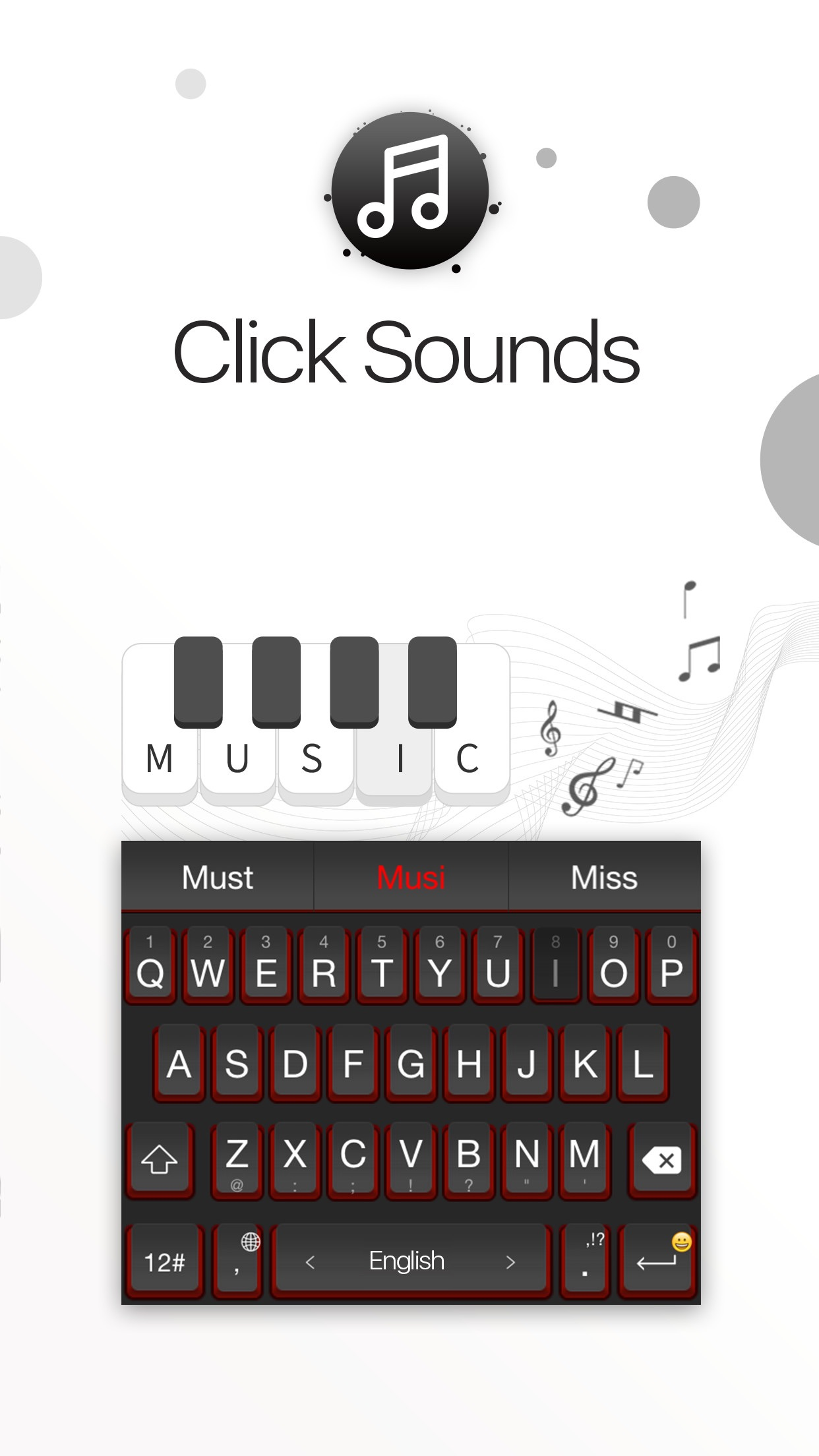 TouchPal Keyboard Screenshot