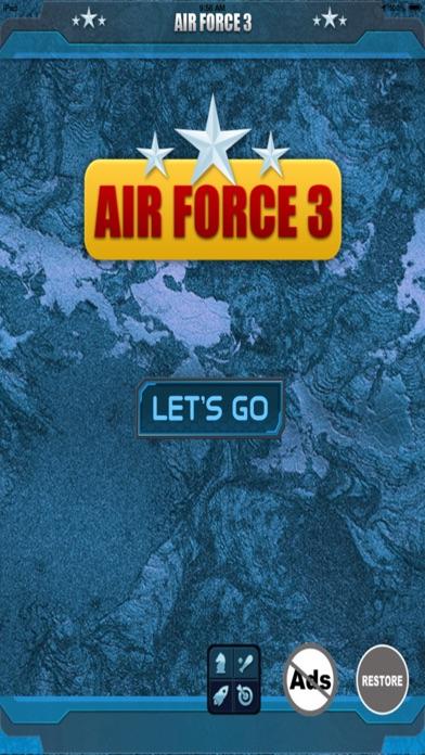 Screen Shot Air Force 3 - Fighter Jet Alpha Combat Chaos 2