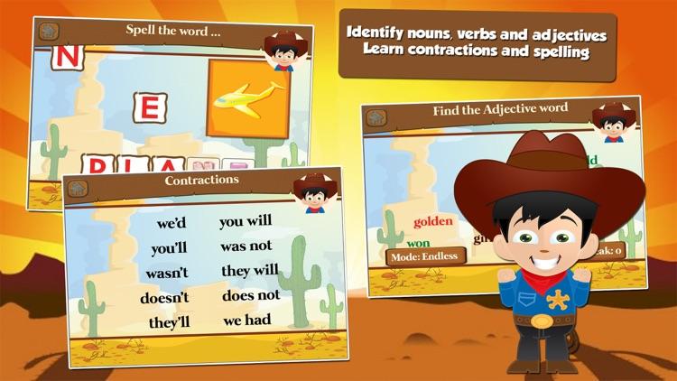 Cowboy Kid Goes to School 1 screenshot-4