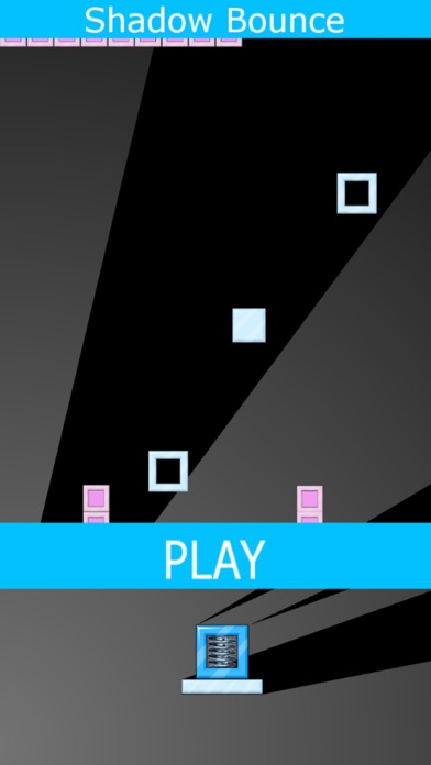 download Shadow Bounce, endless jumping game. apps 0