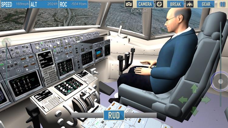 Final Approach Lite - Emergency Landing screenshot-4
