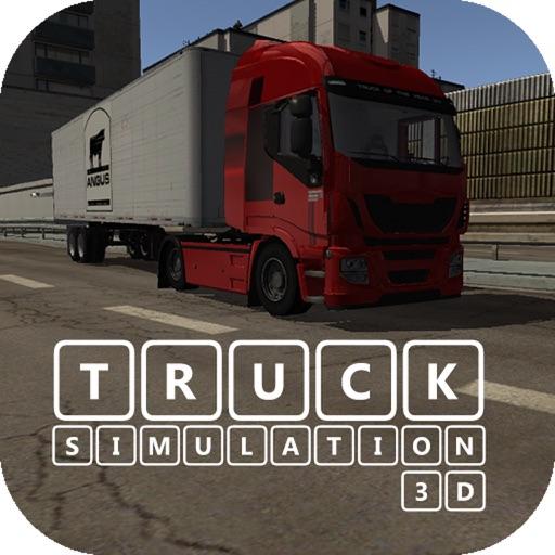 TIR Simulation & Race 3D : City highway