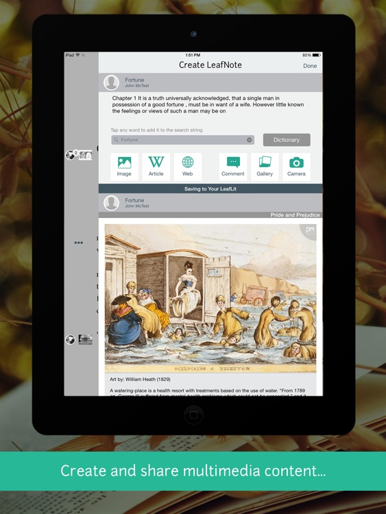 LeafLit - eReader screenshot-1
