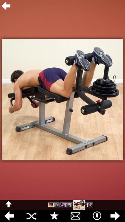 Body Building Exercises screenshot-3