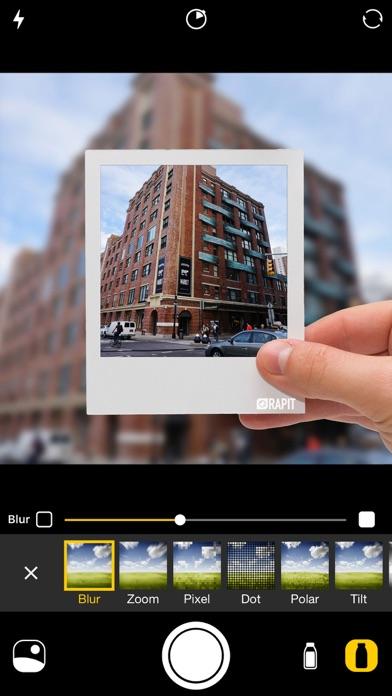 PIP カメラ - Rapit (写真加工,レイアウト,コラージュ for インスタグラム)スクリーンショット4