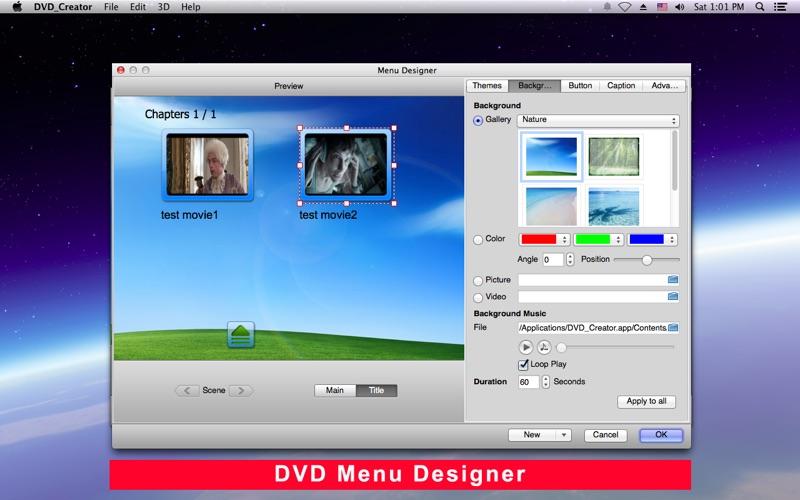 DVD_Creator for Mac