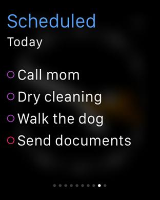 Screenshot #8 for Reminders Nano