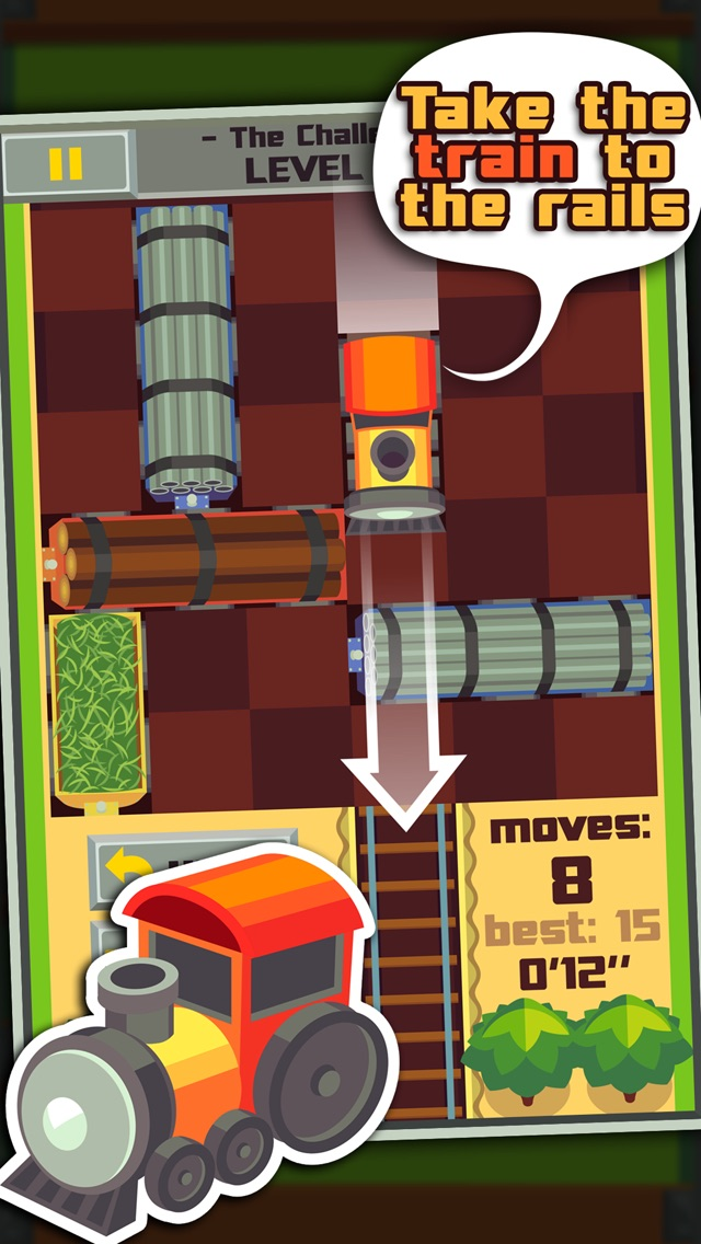 Loco-Move-It - Sliding and Unblock Puzzle Game