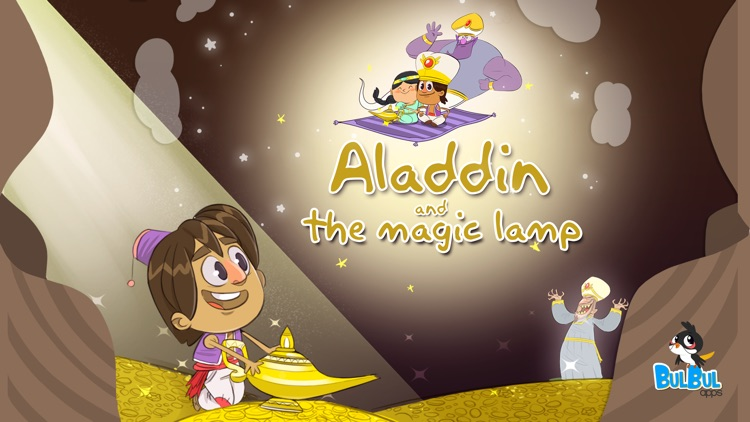 Aladdin and the magic lamp - HD