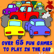 Fun Travel Games For Kids Teenagers All The Family Journeys Go Faster app review