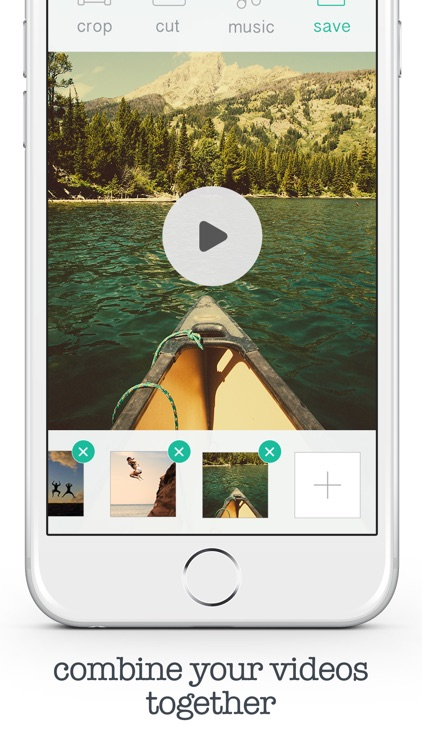 Montage Pro - Combine Multiple Videos into One Video Clip Editor for Vine and Instagram