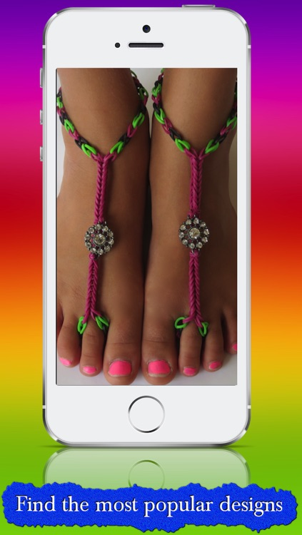 Rainbow Loom Pro screenshot-3