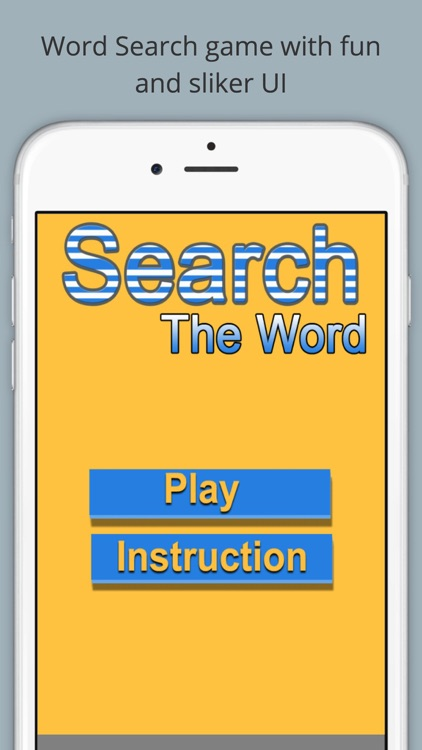 Search The Word : Crossword puzzles Games for girls & boys