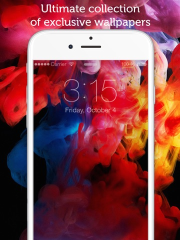 Screenshot 1 For Gay Pride Wallpapers HD IOS 8 IPhone IPod And
