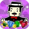 Diamond Crush Mania : Match 3 Puzzles Games Free Editions