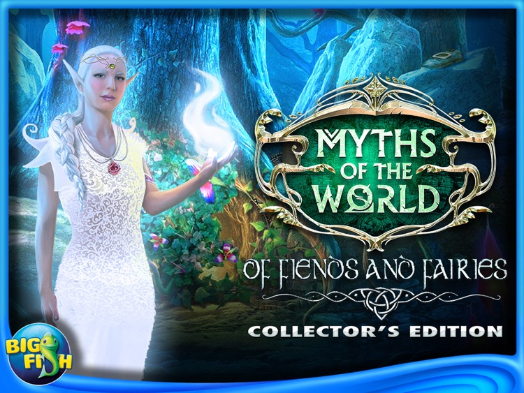 Myths of the World: Of Fiends and Fairies HD - A Magical Hidden Object Adventure (Full) screenshot-4