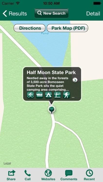 Oh, Ranger! VT State Parks screenshot-3