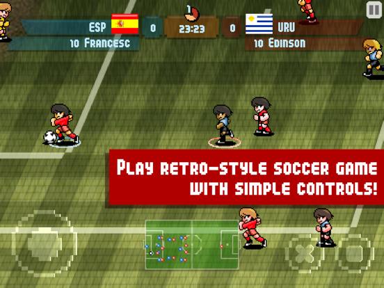 Pixel Cup Soccerのおすすめ画像1