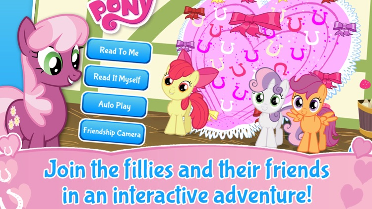 My Little Pony: Hearts and Hooves Day screenshot-0