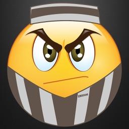 Gangsta Emoticons Keyboard by Emoji World