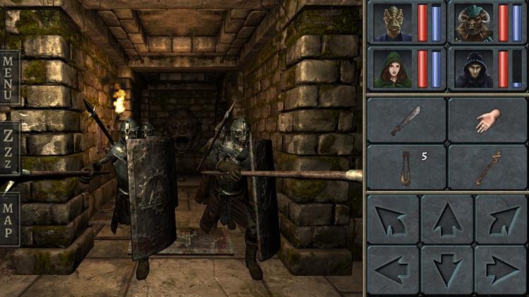 Legend of Grimrock screenshot-3