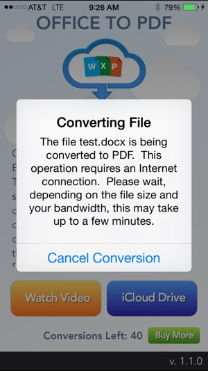 Office To PDF on the App Store