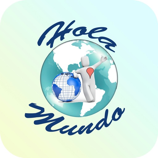 Hola Mundo App Icon