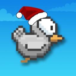 Flappy Santa Claus Bird - Impossible Xmas flying adventure!