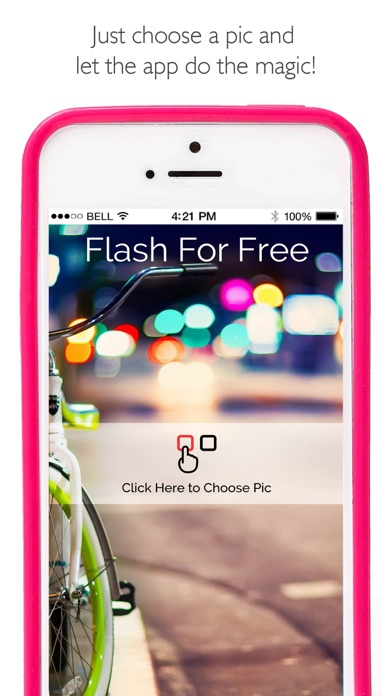 Flash for Free – Best Photo Editor with Flash & Awesome FX Effects screenshot two