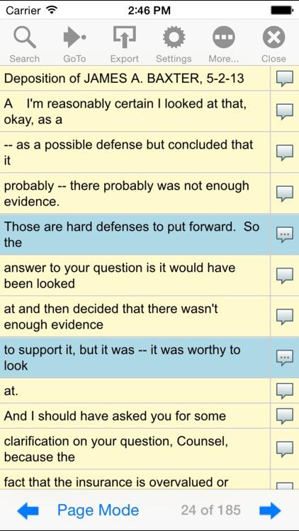 Centext Legal Services screenshot-4