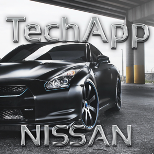 TechApp for Nissan app