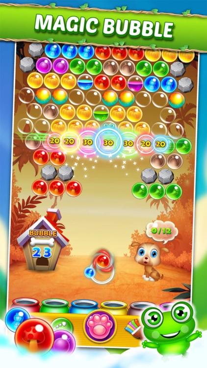 Land Pet Pop 2015: Bubble Shooter Match 3 Adventure Free screenshot-3