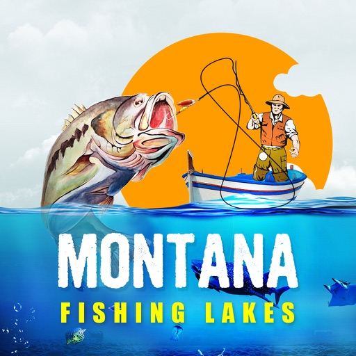 Montana Fishing Lakes