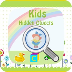 Kids House Fun - Home Hidden Objects Game