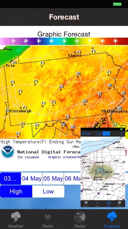 Pennsylvania Philadelphia Pittsburgh Traffic Cameras - Travel & Transit & NOAA Pro screenshot-4