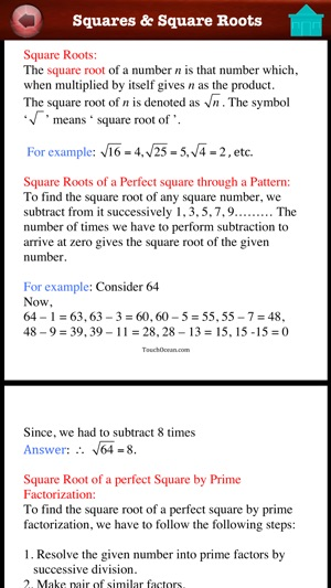 Test Of Numerical Ability Math On The App Store