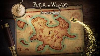 Peter & Wendy in Neverland - A Hidden Object Adventure screenshot one