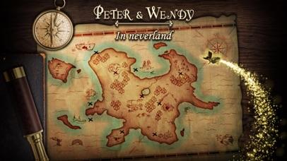 Peter & Wendy in Neverland - A Hidden Object Adventure screenshot 1