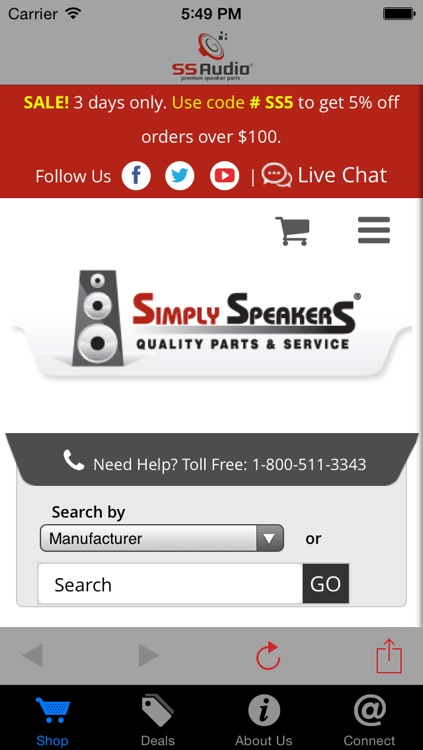 Simply Speakers by Apptive