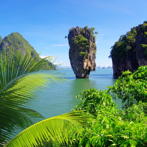 Khao Phing Kan Island Wallpapers HD: Quotes Backgrounds with Art Pictures