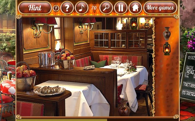Hidden Restaurant screenshot 3
