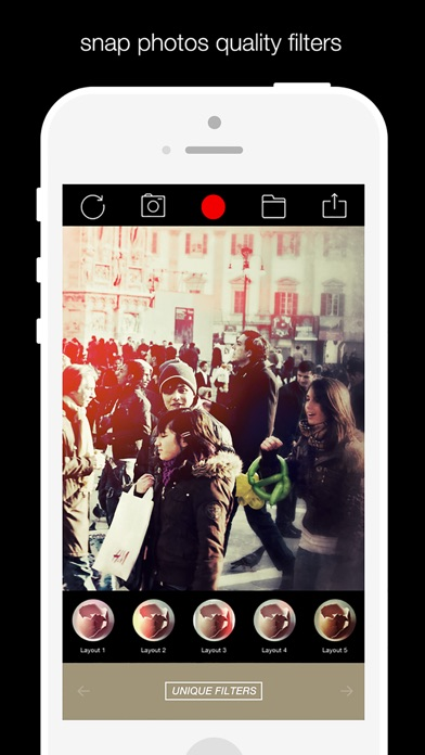 Quick FX Photo 360 - camera effects & filters plus photo editor Скриншоты6