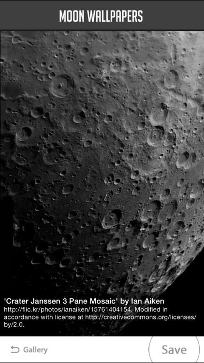 Moon Wallpaper screenshot-4