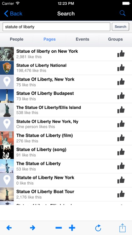 FriendsFaster for Facebook screenshot-3
