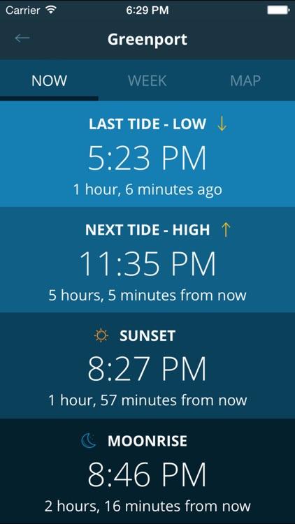 Tides Near Me - Free
