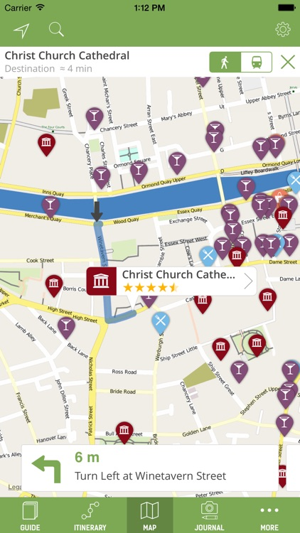 Dublin Travel Guide (with Offline Maps) - mTrip screenshot-2